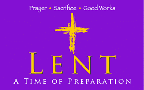 LENT AND EASTER AT STJLC