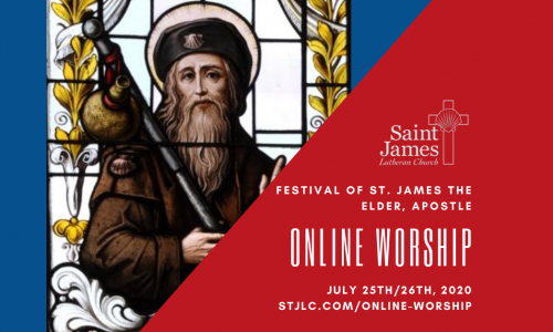 Online Worship – July 25th/26th, 2020