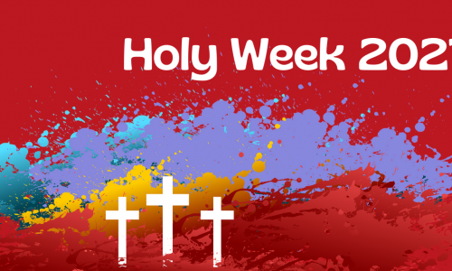 Holy Week at STJLC