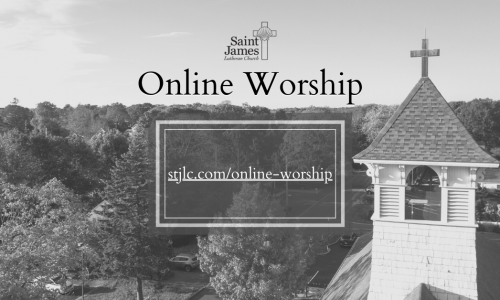Online Worship – May 8th, 2021